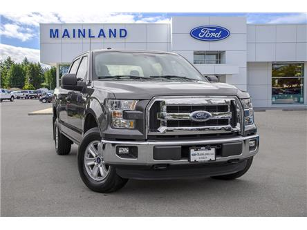 2016 Ford F-150 XLT (Stk: 9F11529A) in Vancouver - Image 1 of 26