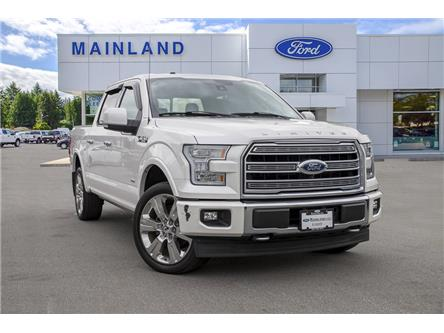 2017 Ford F-150 Limited (Stk: P71146) in Vancouver - Image 1 of 30