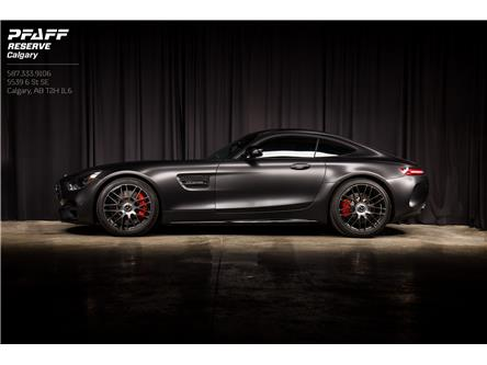 2018 Mercedes-Benz AMG GT C Base (Stk: CC008) in Calgary - Image 1 of 20