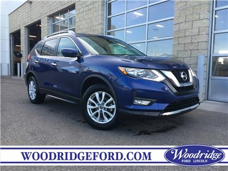 2017 Nissan Rogue SV (Stk: K-326B) in Calgary - Image 1 of 20