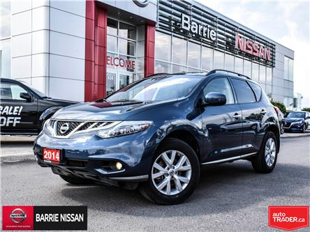 2014 Nissan Murano SL (Stk: 19639A) in Barrie - Image 1 of 26