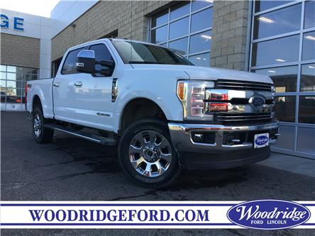 2017 Ford F-350 Platinum (Stk: K-2435A) in Calgary - Image 1 of 19