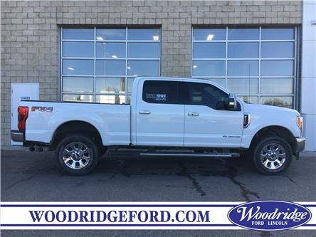 2017 Ford F-350 Platinum (Stk: K-2435A) in Calgary - Image 2 of 19