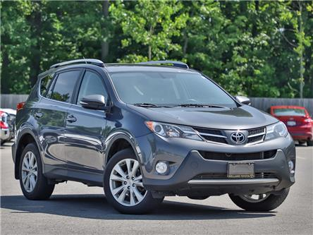 2015 Toyota RAV4 Limited (Stk: P3536) in Welland - Image 1 of 21