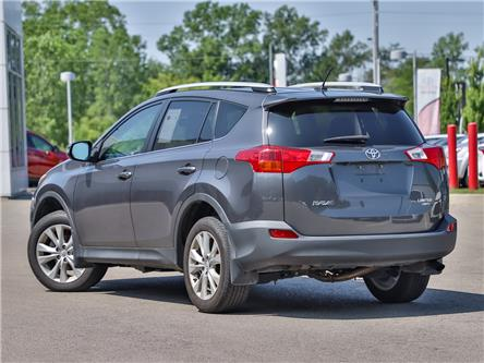 2015 Toyota RAV4 Limited (Stk: P3536) in Welland - Image 2 of 21
