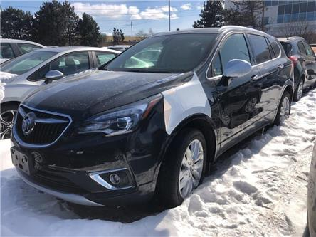 2019 Buick Envision Premium I (Stk: 075652) in BRAMPTON - Image 1 of 5