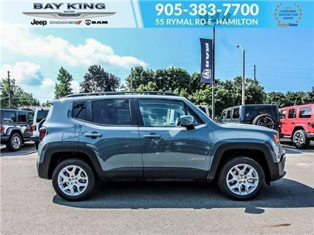 2018 Jeep Renegade North (Stk: 187724) in Hamilton - Image 1 of 10