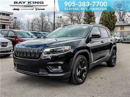 2019 Jeep Cherokee North (Stk: 197575) in Hamilton - Image 1 of 22