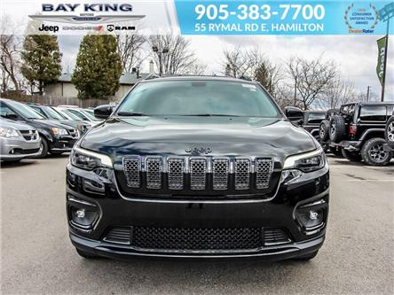 2019 Jeep Cherokee North (Stk: 197575) in Hamilton - Image 2 of 22