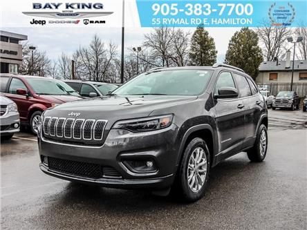 2019 Jeep Cherokee North (Stk: 197581) in Hamilton - Image 1 of 21