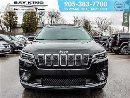 2019 Jeep Cherokee North (Stk: 197582) in Hamilton - Image 2 of 22