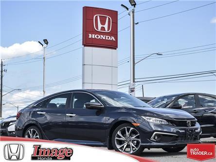 2019 Honda Civic Touring (Stk: 9C563) in Hamilton - Image 1 of 27