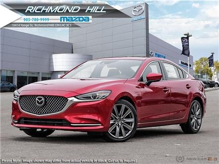 2018 Mazda MAZDA6 Signature (Stk: 18-1043) in Richmond Hill - Image 1 of 23