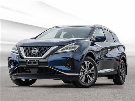 2019 Nissan Murano SL (Stk: KN154865) in Whitby - Image 1 of 22