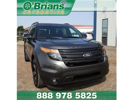 2015 Ford Explorer Sport (Stk: 12721A) in Saskatoon - Image 1 of 26