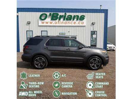 2015 Ford Explorer Sport (Stk: 12721A) in Saskatoon - Image 2 of 26