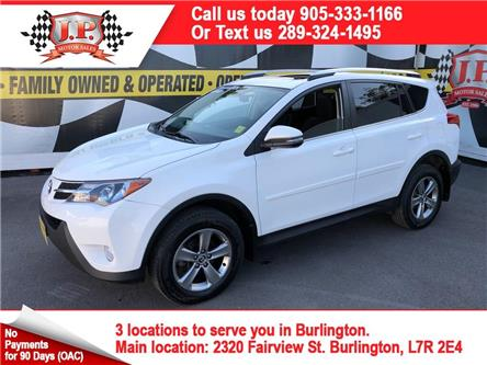 2015 Toyota RAV4  (Stk: 47648) in Burlington - Image 1 of 26