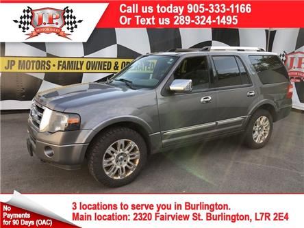 2011 Ford Expedition Limited (Stk: 47677) in Burlington - Image 1 of 15