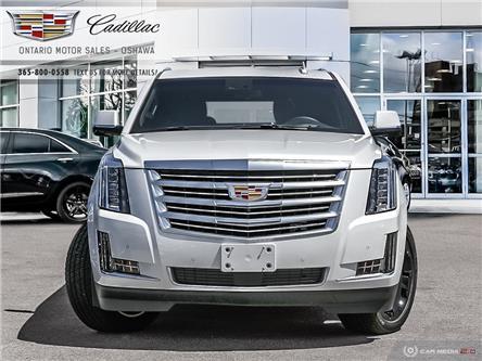 2019 Cadillac Escalade Platinum (Stk: T9343346) in Oshawa - Image 2 of 19