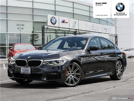 2019 BMW 540i xDrive (Stk: B678354) in Oakville - Image 1 of 27