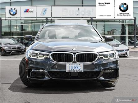 2019 BMW 540i xDrive (Stk: B678354) in Oakville - Image 2 of 27