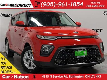 2020 Kia Soul EX (Stk: DRD2520) in Burlington - Image 1 of 36