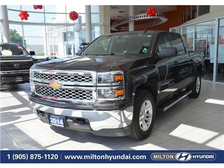 2014 Chevrolet Silverado 1500  (Stk: 272393) in Milton - Image 1 of 29
