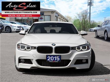 2015 BMW 335i xDrive (Stk: 1W3T3N1) in Scarborough - Image 2 of 28