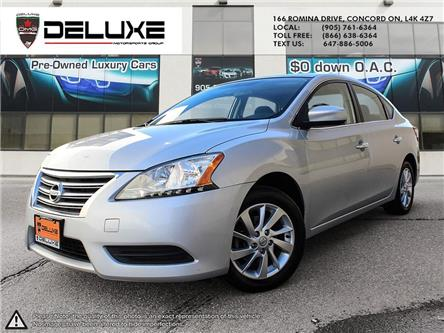 2013 Nissan Sentra 1.8 SV (Stk: D0633T) in Concord - Image 1 of 23