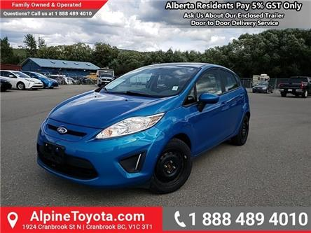 2013 Ford Fiesta SE (Stk: C967129N) in Cranbrook - Image 1 of 21