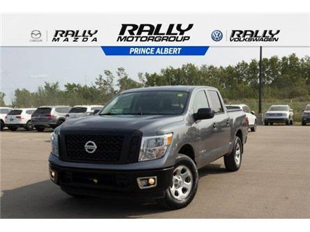 2017 Nissan Titan  (Stk: 18154A) in Prince Albert - Image 1 of 11