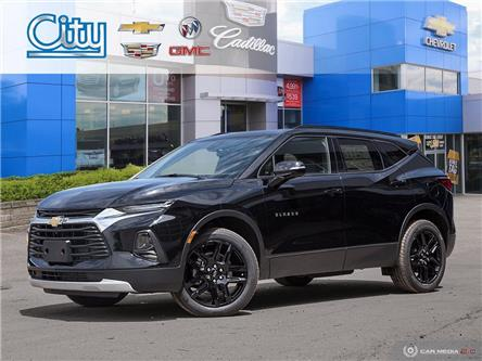2019 Chevrolet Blazer 3.6 True North (Stk: 2922371) in Toronto - Image 1 of 27