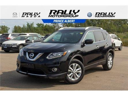 2016 Nissan Rogue SV (Stk: V957) in Prince Albert - Image 1 of 11