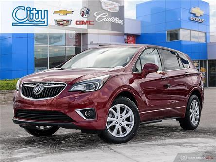 2019 Buick Envision Preferred (Stk: 2924749) in Toronto - Image 1 of 27