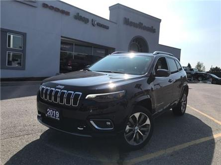 2019 Jeep Cherokee Overland (Stk: J18556) in Newmarket - Image 1 of 22