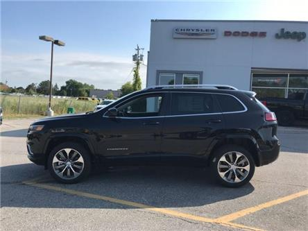 2019 Jeep Cherokee Overland (Stk: J18556) in Newmarket - Image 2 of 22