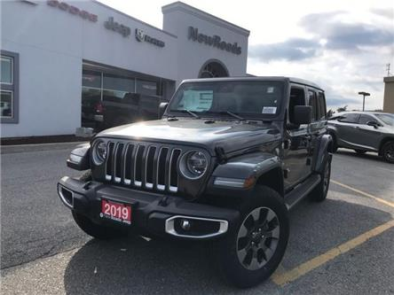 2019 Jeep Wrangler Unlimited Sahara (Stk: W19203) in Newmarket - Image 1 of 22