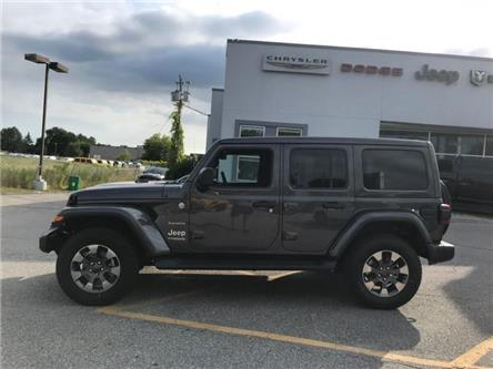 2019 Jeep Wrangler Unlimited Sahara (Stk: W19203) in Newmarket - Image 2 of 22