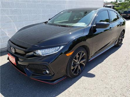 2017 Honda Civic Sport Touring (Stk: 19P148A) in Kingston - Image 2 of 30