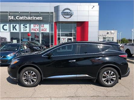 2016 Nissan Murano  (Stk: MU19010A) in St. Catharines - Image 2 of 21