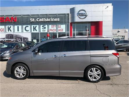 2012 Nissan Quest  (Stk: P2404) in St. Catharines - Image 1 of 24