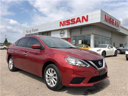 2016 Nissan Sentra 1.8 SV (Stk: P2640) in Cambridge - Image 1 of 27