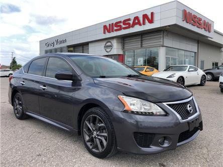 2013 Nissan Sentra 1.8 SV (Stk: P2530A) in Cambridge - Image 1 of 29