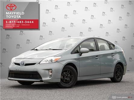 2012 Toyota Prius Base (Stk: 1961755A) in Edmonton - Image 1 of 27