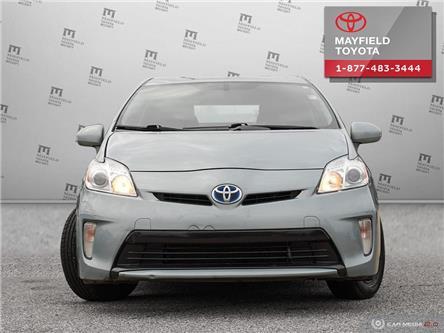 2012 Toyota Prius Base (Stk: 1961755A) in Edmonton - Image 2 of 27