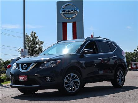 2015 Nissan Rogue SL (Stk: CFC882282) in Cobourg - Image 1 of 32