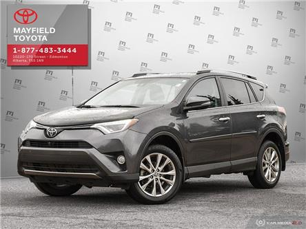 2017 Toyota RAV4 Limited (Stk: 190505A) in Edmonton - Image 1 of 27