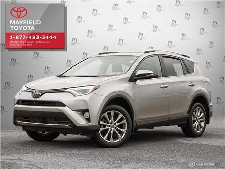 2016 Toyota RAV4 Limited (Stk: 1901554A) in Edmonton - Image 1 of 27