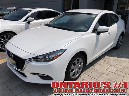 2018 Mazda Mazda3 GX (Stk: P2454) in Toronto - Image 1 of 22