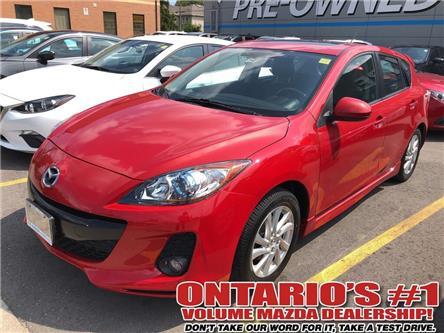 2012 Mazda Mazda3 Sport GS-SKY (Stk: 82236A) in Toronto - Image 1 of 20